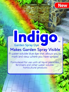 Indigo Garden Spray Dye